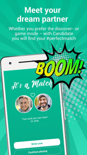 Candidate – Dating App screenshot 3