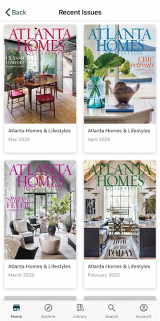 Atlanta Homes & Lifestyles screenshot 1