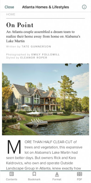Atlanta Homes & Lifestyles screenshot 3