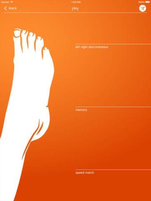 Recognise Foot screenshot 15