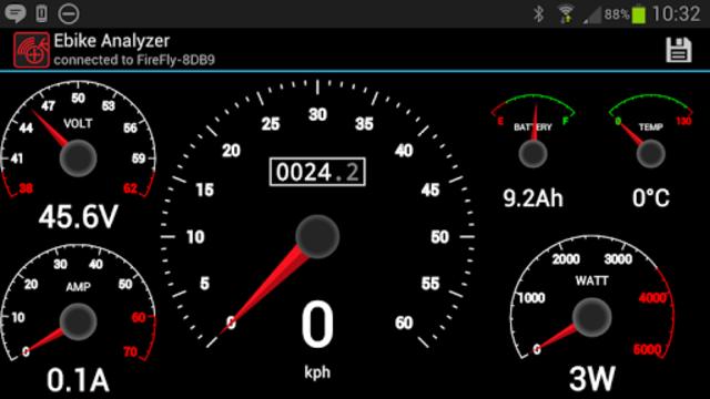 Ebike Analyzer screenshot 1