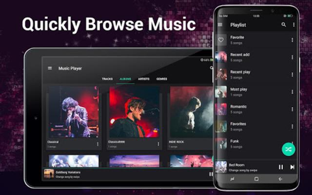 Music Player - Bass Booster - Free Download screenshot 19