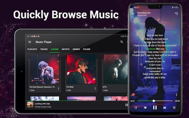Music Player - Bass Booster - Free Download screenshot 15