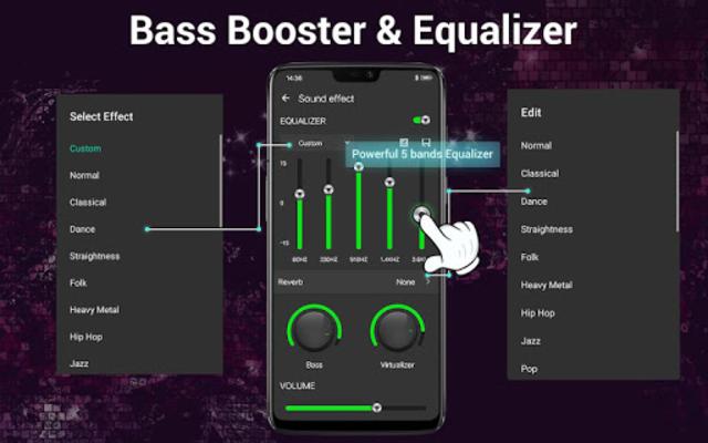 Music Player - Bass Booster - Free Download screenshot 16