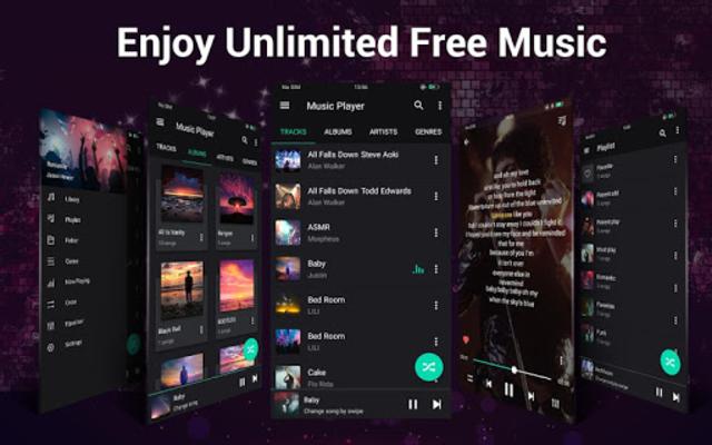 Music Player - Bass Booster - Free Download screenshot 20
