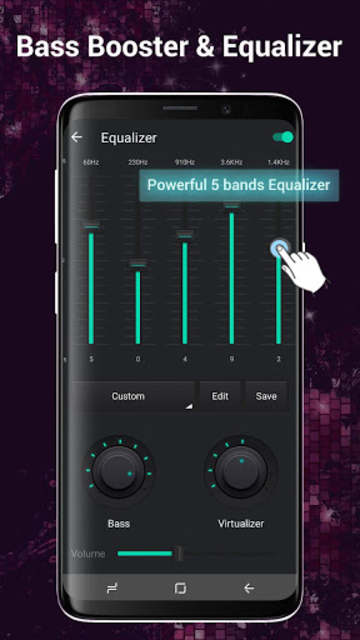 Music Player - Bass Booster - Free Download screenshot 22