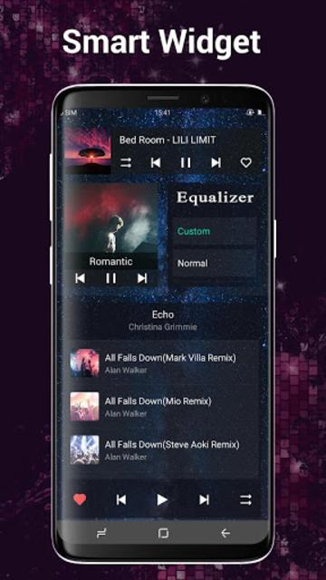 Music Player - Bass Booster - Free Download screenshot 23
