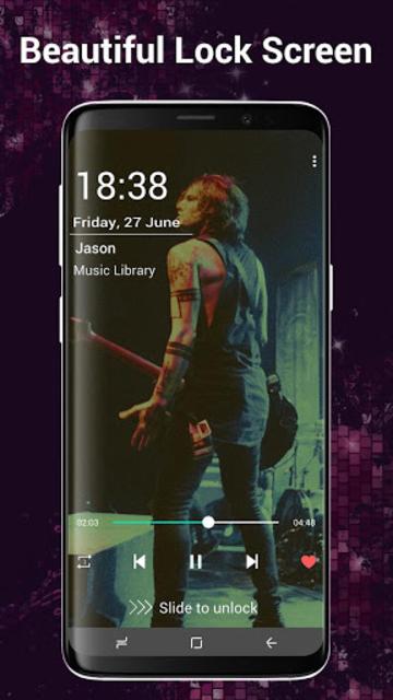 Music Player - Bass Booster - Free Download screenshot 24