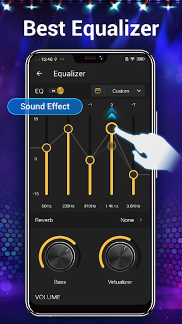 Music Player- Free Music & Mp3 Player screenshot 8