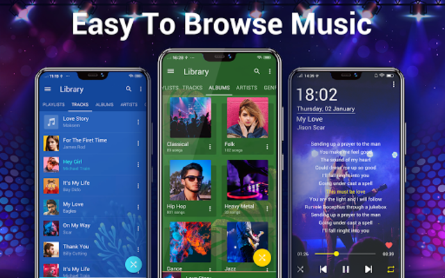 Music Player- Free Music & Mp3 Player screenshot 10