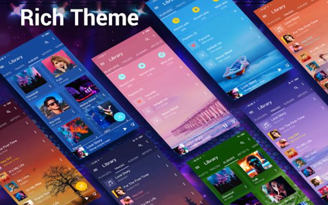 Music Player- Free Music & Mp3 Player screenshot 11