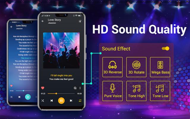 Music Player- Free Music & Mp3 Player screenshot 15