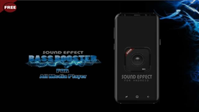 Bass Booster For Media Player screenshot 2