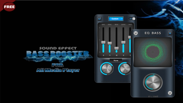 Bass Booster For Media Player screenshot 6