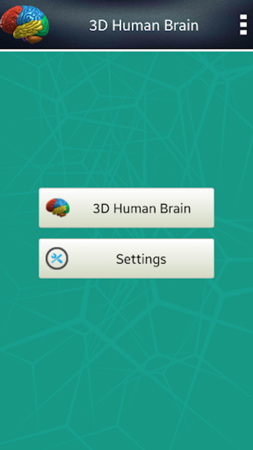 3D Human Brain screenshot 8