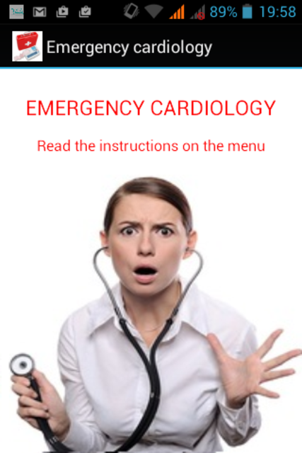 Emergency Cardiology screenshot 1
