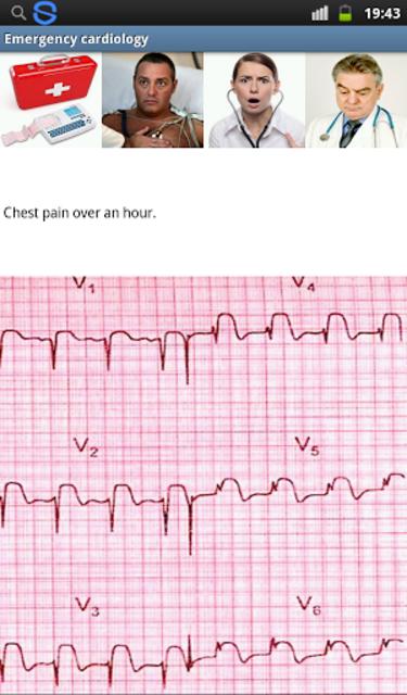 Emergency Cardiology screenshot 9