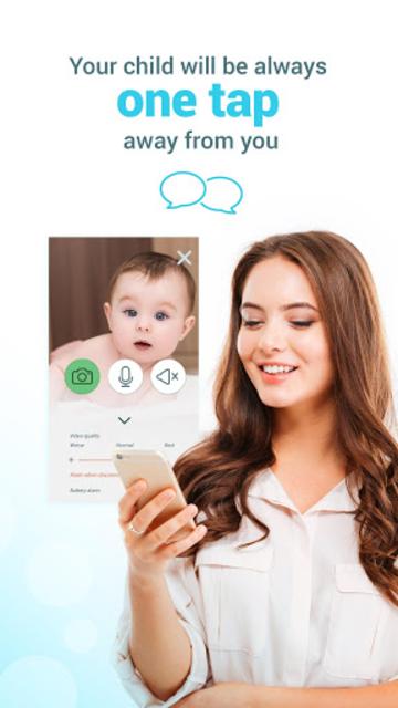 BABY MONITOR 3G  - Babymonitor for Parents screenshot 4