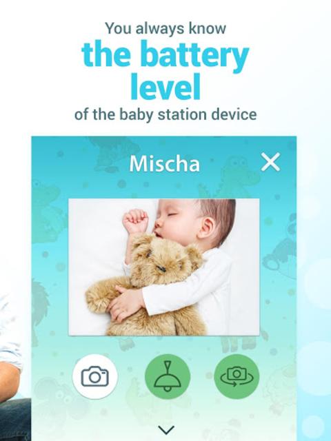 BABY MONITOR 3G  - Babymonitor for Parents screenshot 7