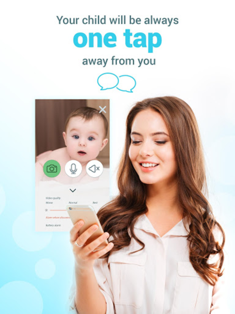 BABY MONITOR 3G  - Babymonitor for Parents screenshot 8