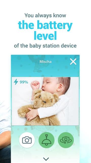 BABY MONITOR 3G  - Babymonitor for Parents screenshot 3