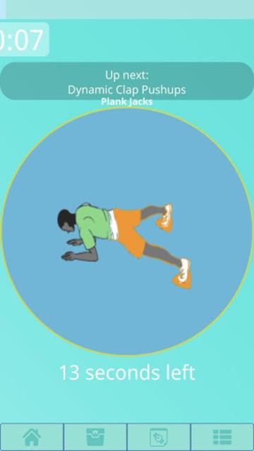 Body Workout screenshot 2