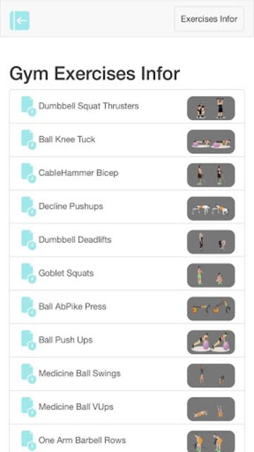 Body Workout screenshot 4