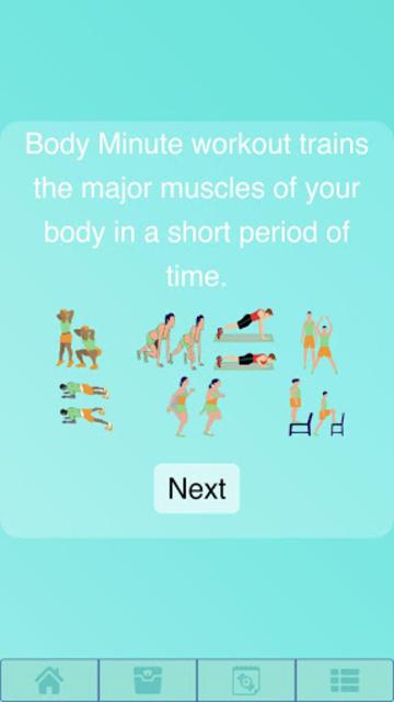 Body Workout screenshot 9