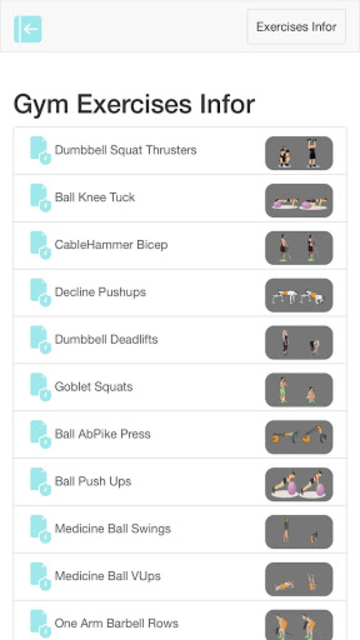 Body Workout screenshot 20