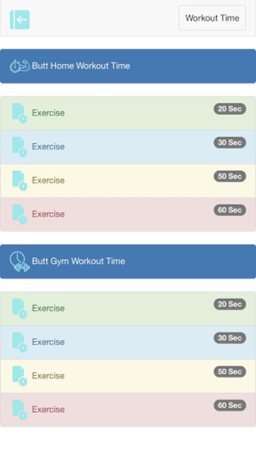 Body Workout screenshot 21