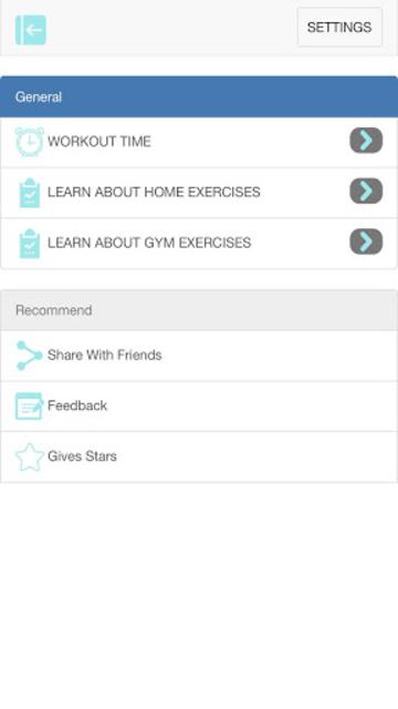 Body Workout screenshot 23
