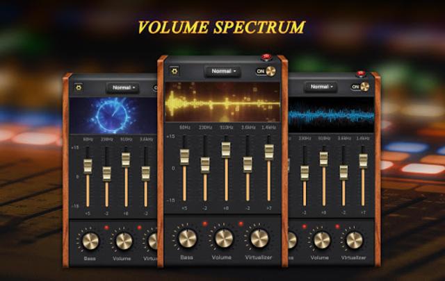 Equalizer - Bass Booster & Volume Booster screenshot 9