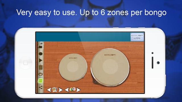 Bongo Drums (djembae, bongo, conga, percussion) screenshot 3