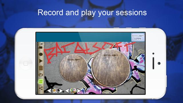 Bongo Drums (djembae, bongo, conga, percussion) screenshot 4