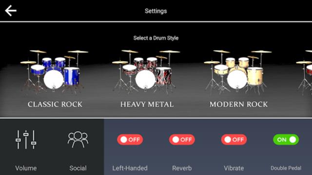 Drum Solo Legend - The best drums app screenshot 3