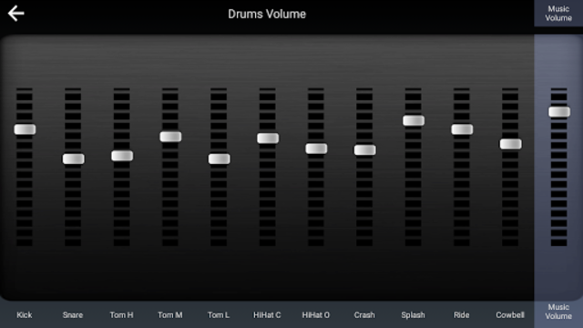 Drum Solo Legend - The best drums app screenshot 7