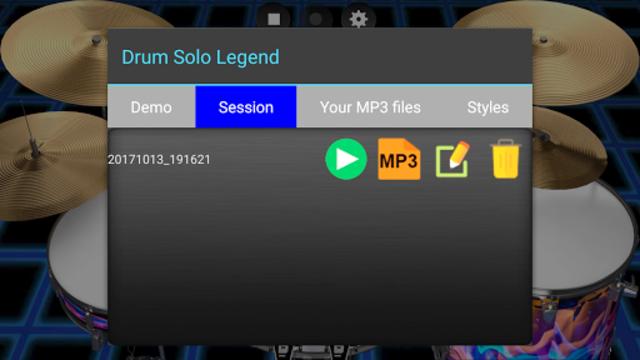 Drum Solo Legend - The best drums app screenshot 8