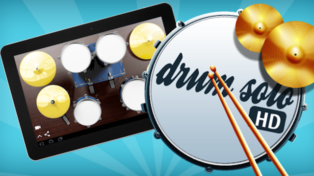 Drum Solo HD  -  The best drumming game screenshot 1