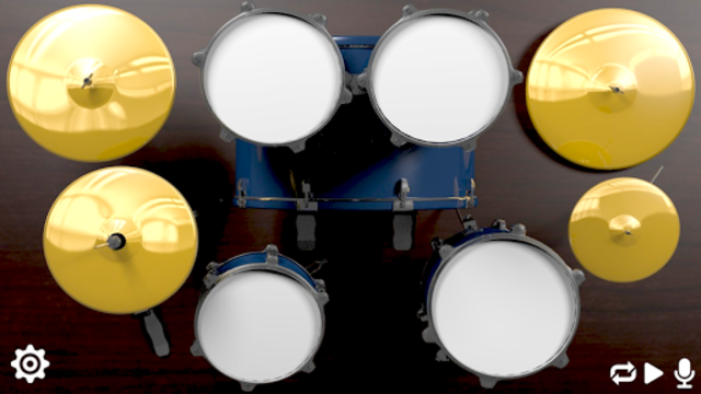 Drum Solo HD  -  The best drumming game screenshot 2