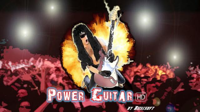 Power guitar HD 🎸 chords, guitar solos, palm mute screenshot 2