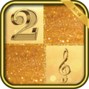 Icon for Black Gold Piano Tiles 2019