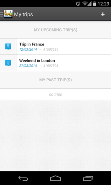 My Train Companion screenshot 4