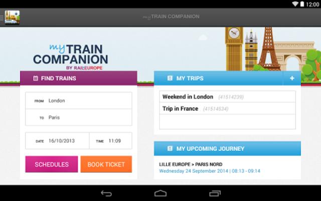 My Train Companion screenshot 12