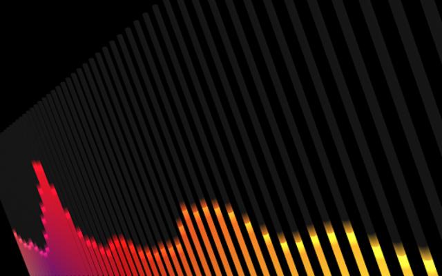 Music Visualizer screenshot 2