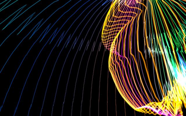 Music Visualizer screenshot 3