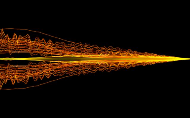 Music Visualizer screenshot 4