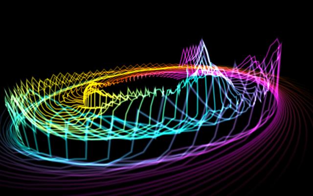 Music Visualizer screenshot 5