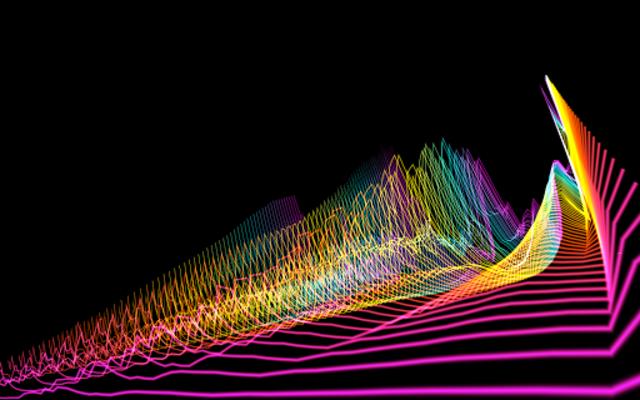 Music Visualizer screenshot 7