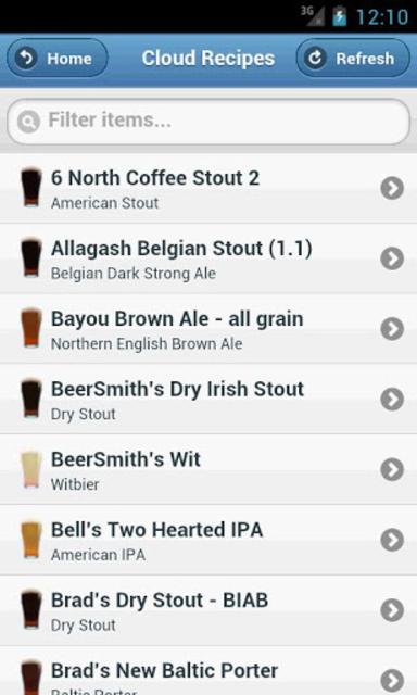 BeerSmith 2 Lite screenshot 2
