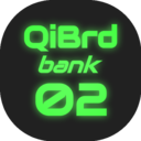 Icon for QiBrd Bank 02 - Metal Chaos